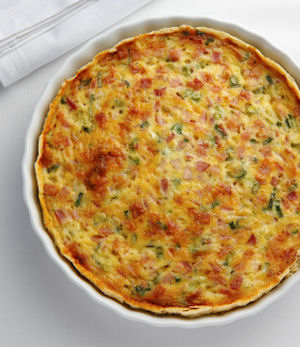 Quiche Recipes | How to Make Quiche